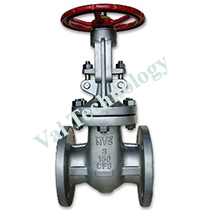 Oil & Gas Industrial Valve