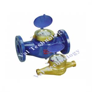 Wet-Dial Water Meter