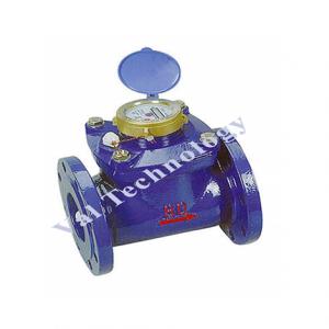 Dry-Dial Water Meter